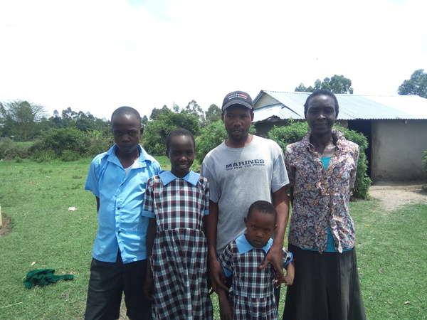 Daniel's family