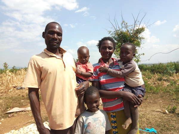 Carolyne's family