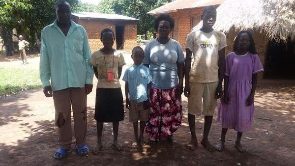 Monic's family