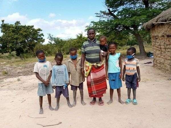 Sanita's family