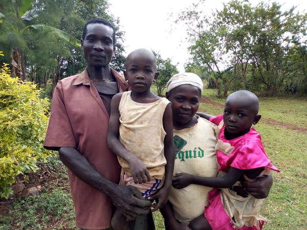Isaak's family