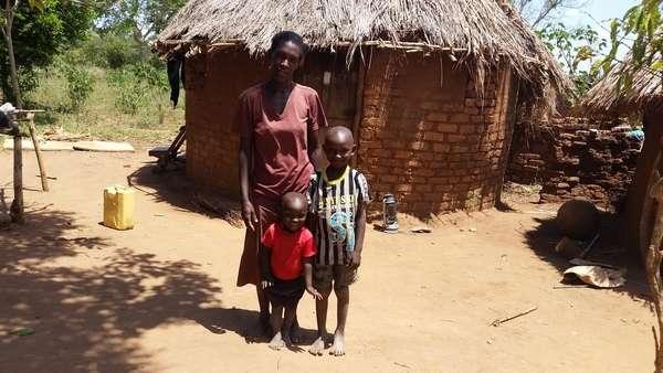 Namulindwa's family