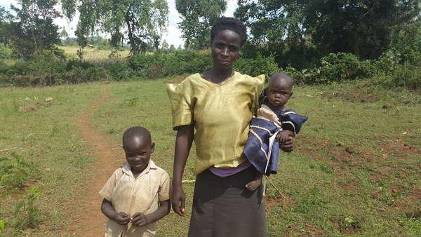 Linet's family