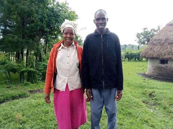 Langat's family