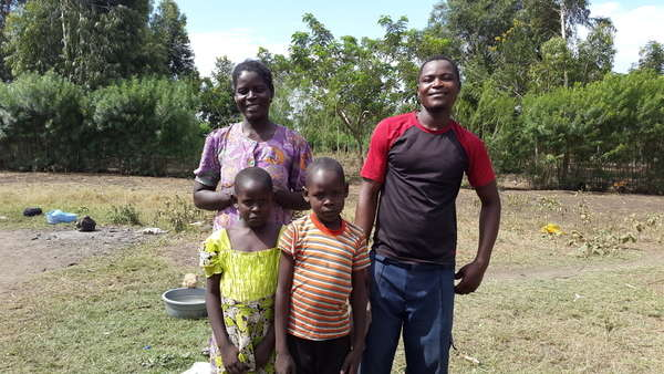 Rhoda's family