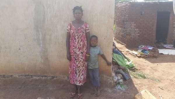 Mwasiti's family