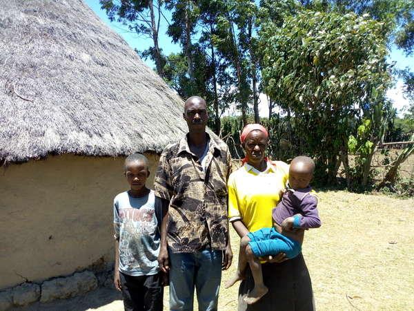 Jescah's family