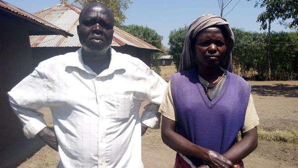 Mwanahawa's family
