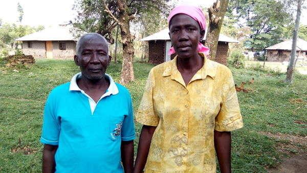 Consolata's family
