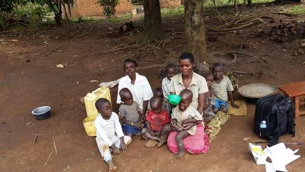 Kasimu's family