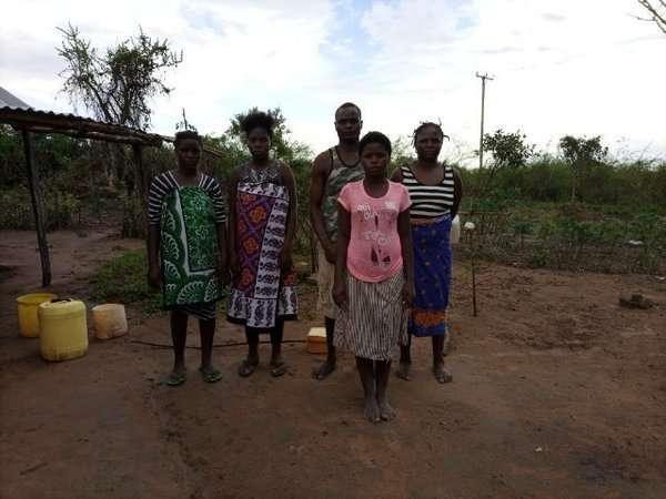 Garama's family