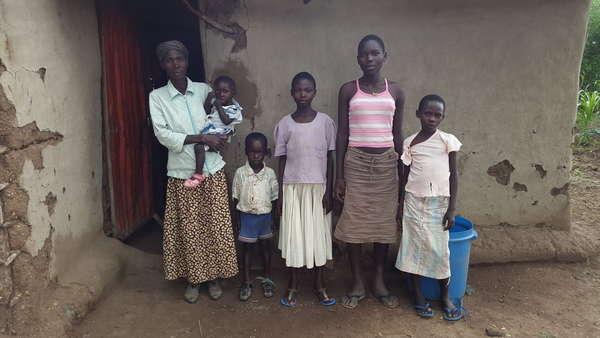 Florah's family