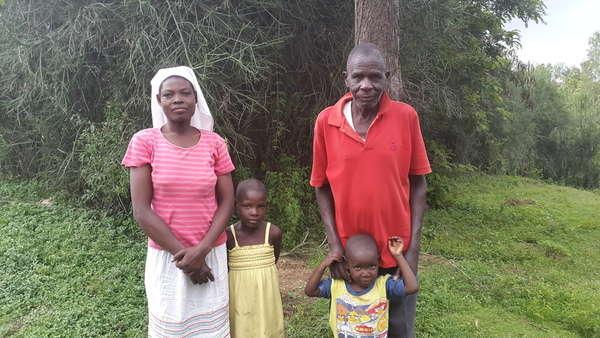 Maurine's family