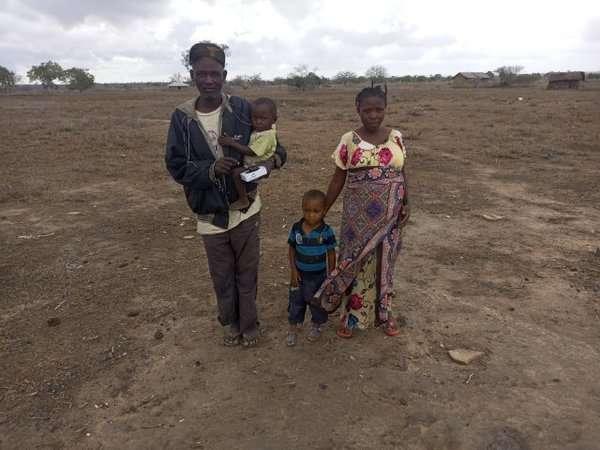 Katana's family