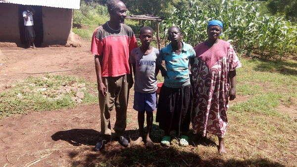 Tabitha's family