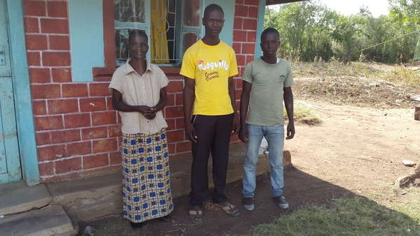 Helidah's family