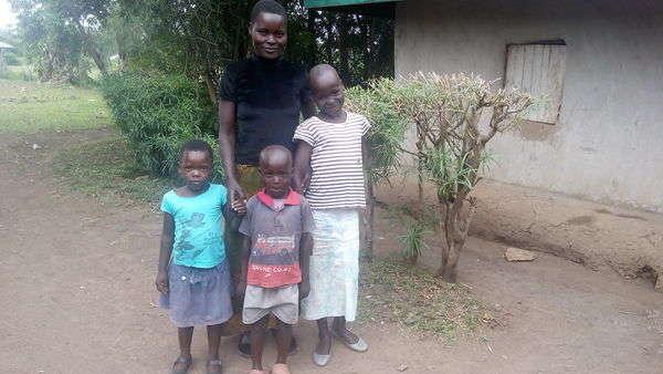 Lilian's family