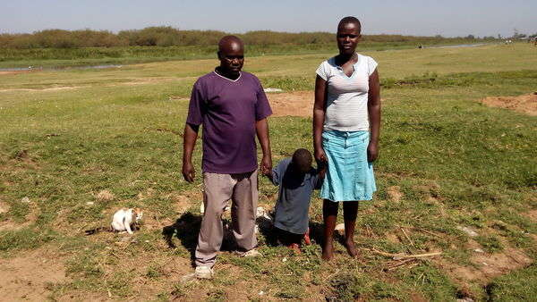 Saline's family