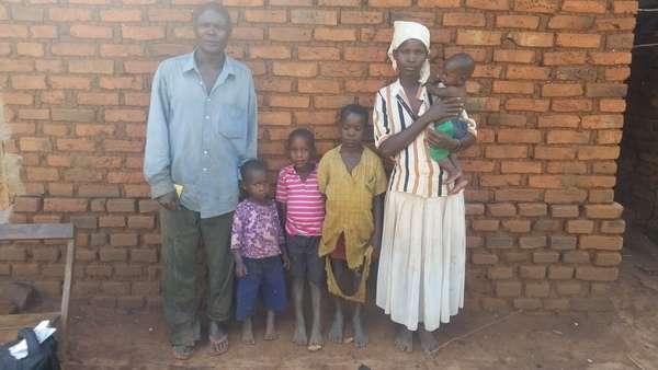 Isima's family