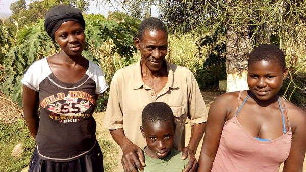 Joseph's family