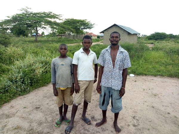 Safari's family