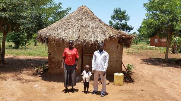 Azima's family