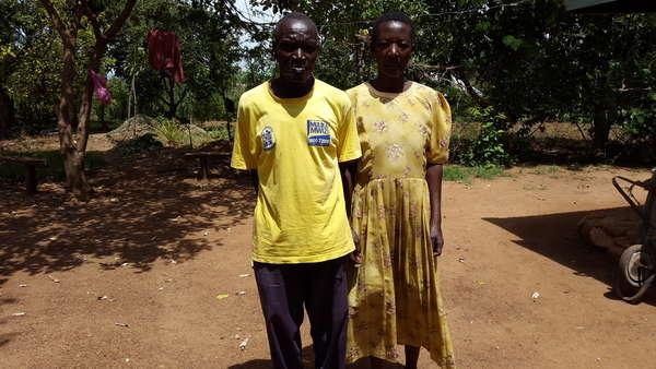 Nyaure's family