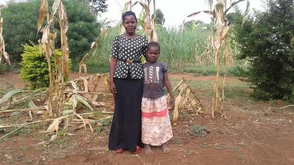 Kwagala's family
