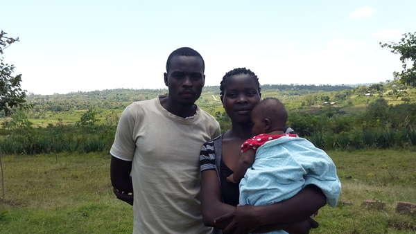 Onyango's family