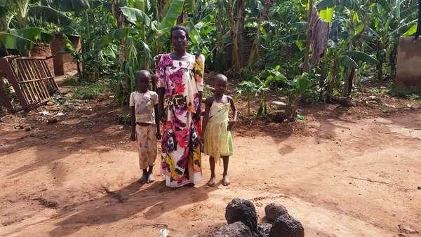 Zaina's family