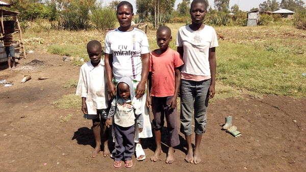 Margaret's family