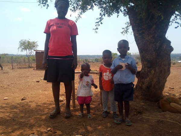 Damaris's family
