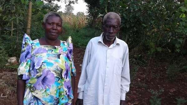 Muwereza's family