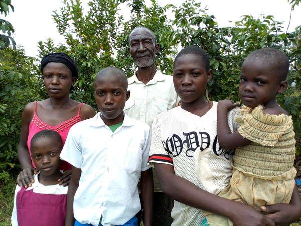 Quinter's family