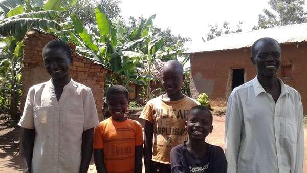 Yefusa's family