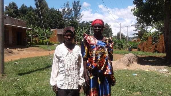 Kamidah's family