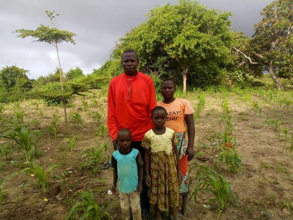 Kaingu's family