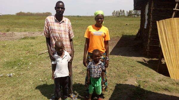 Ernest's family