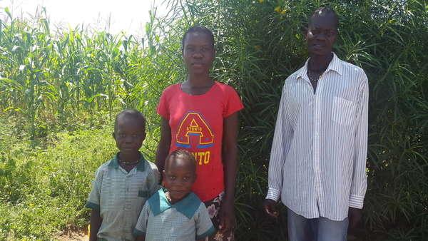 Edwina's family