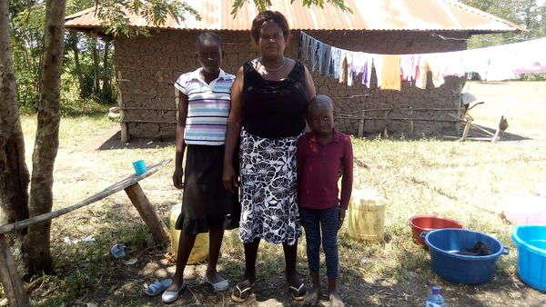Grace's family
