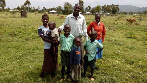 Jacinta's family