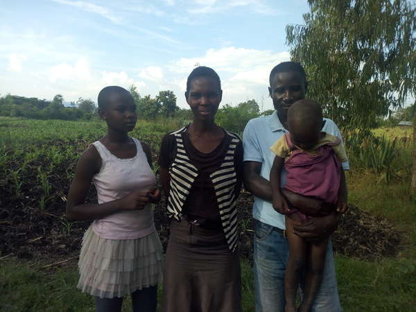 Celestine's family