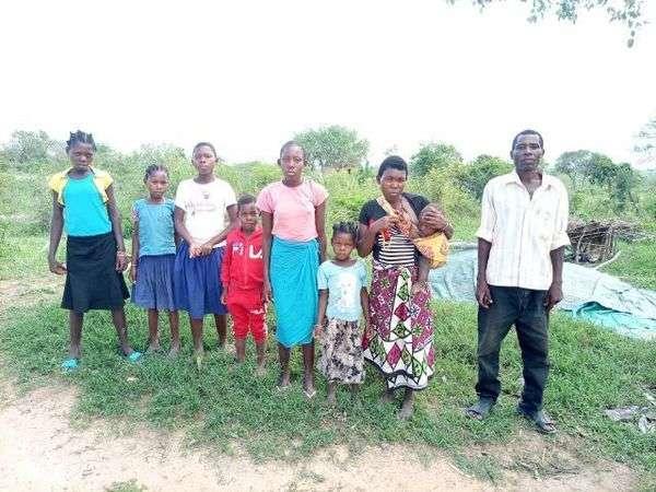Ruwa's family