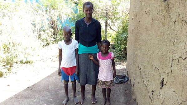 Anjeline's family