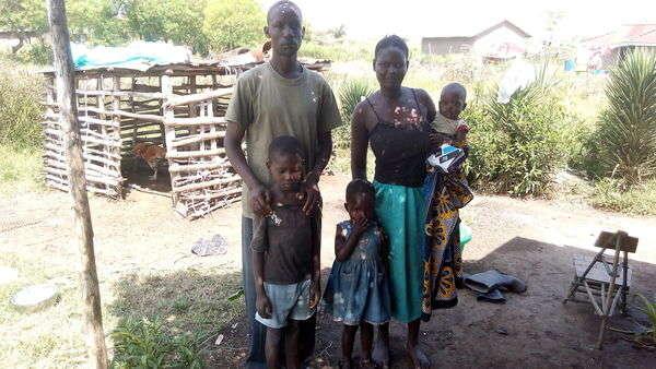 Samson's family