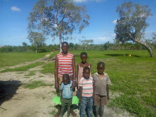 Haluwa's family