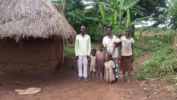 Kasadha's family