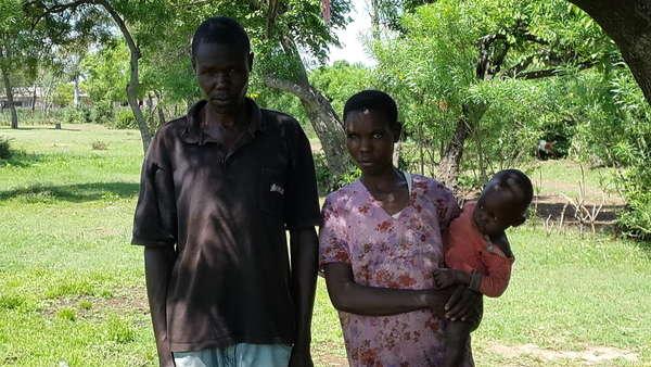 Pamela's family