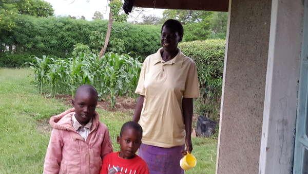 Milka's family