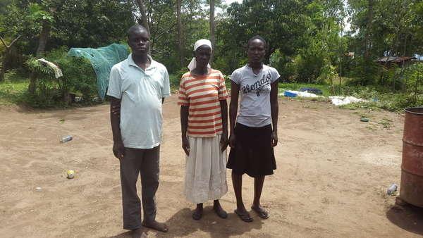 Petronala's family